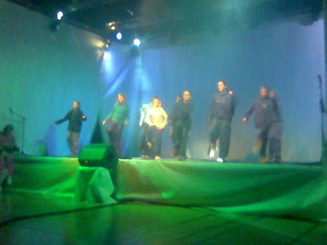 Dance Factory-gruppa 1