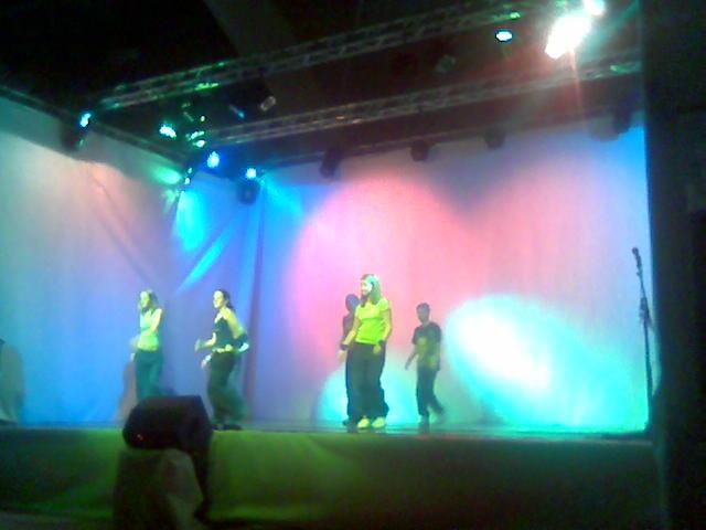 Dance Factory-gruppa 3