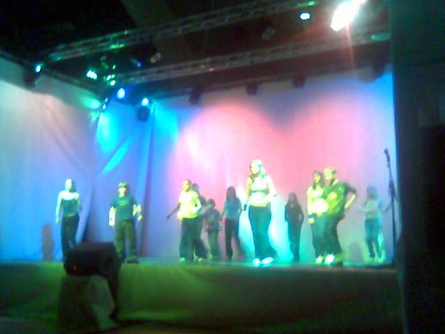 Dance Factory-gruppa 4