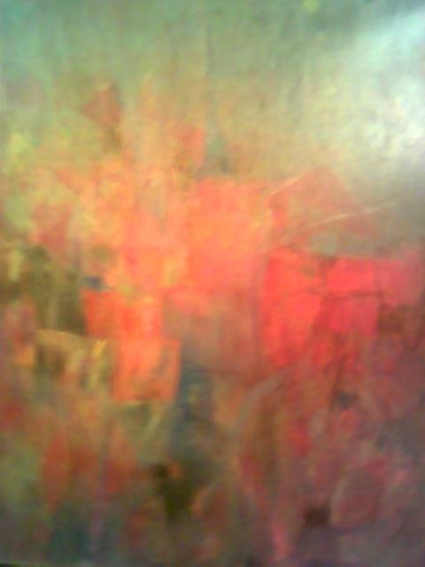 Kunst på Stiklestad, nonfigurativt maleri