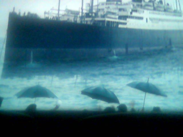 Med Titanic og Théo Angelopoulos til Amerika