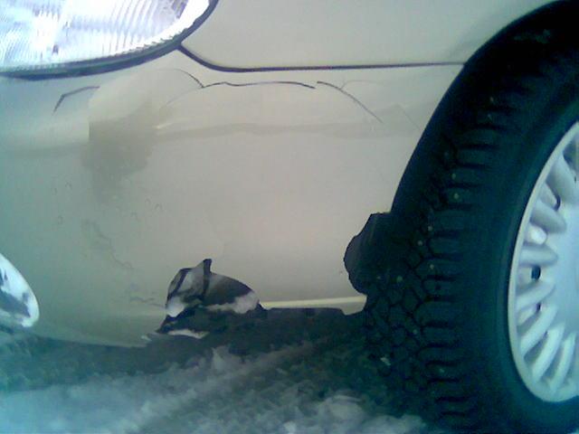 Bulket bil i Sverige, lenke til regningen