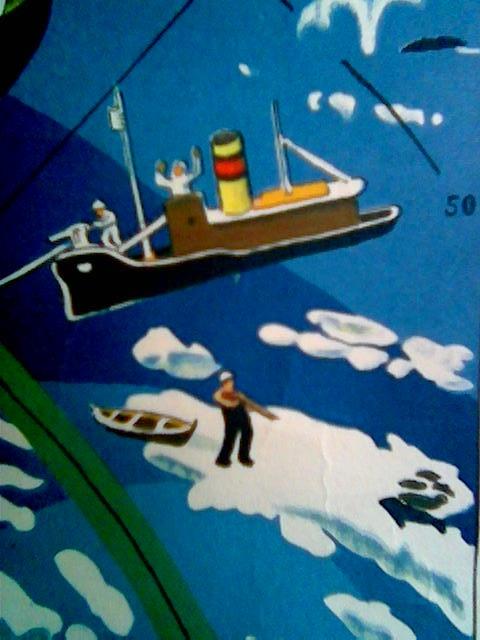 Må skyte hval og sel i sør også