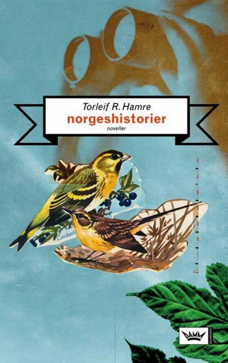 Omslaget til boken Norgeshistorier