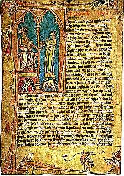 Magnus Lagabøters Landslov (gammel den også)
