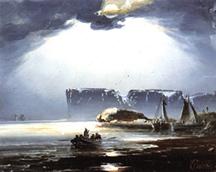 Peder Balkes 'Nordkapp' (1854)