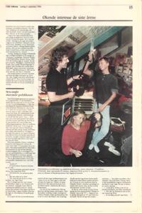 ukeadressa 8. september 1990, høyre side, side 15 © Bent Ramberg (Klikk for større bilde!)