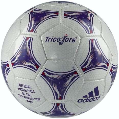 Tricolore :: France :: 1998
